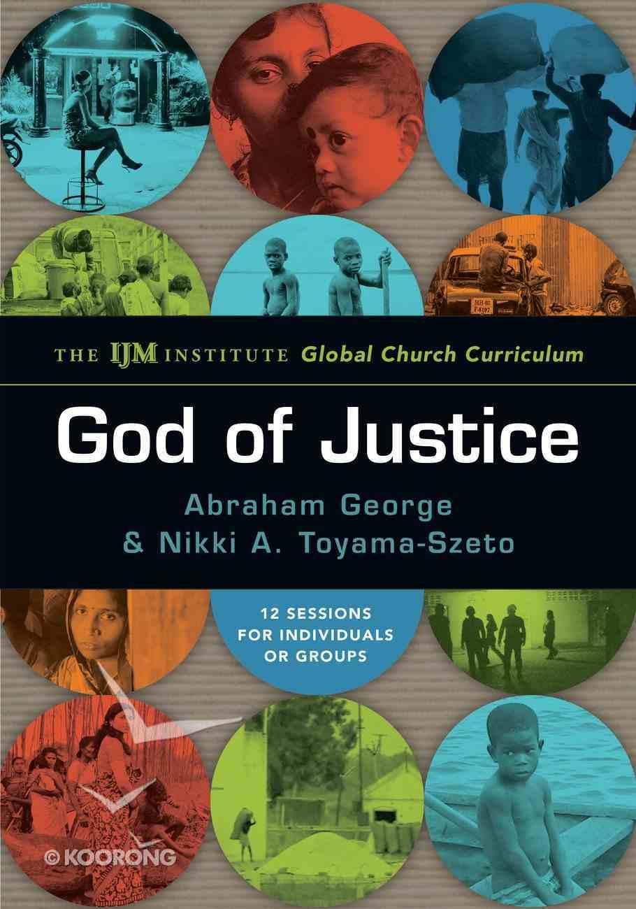 God of Justice eBook