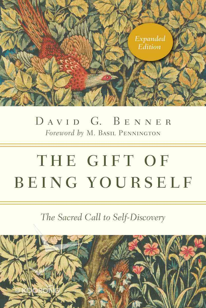 The Gift of Being Yourself eBook