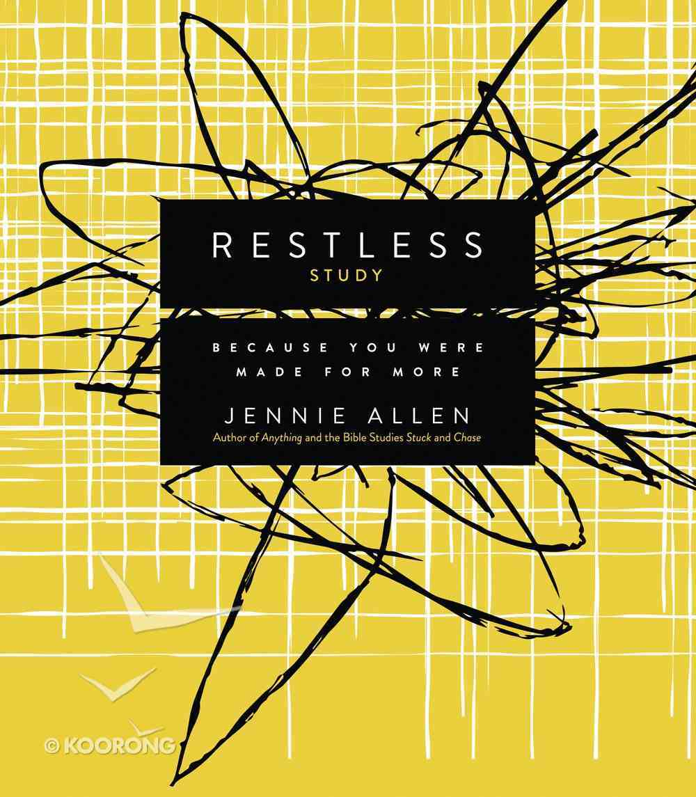 Restless Study Guide eBook