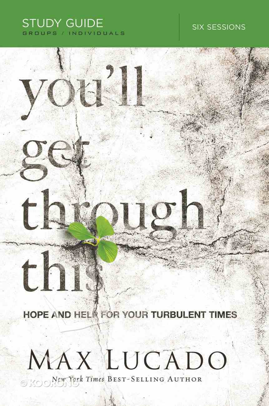 You'll Get Through This (Study Guide) eBook