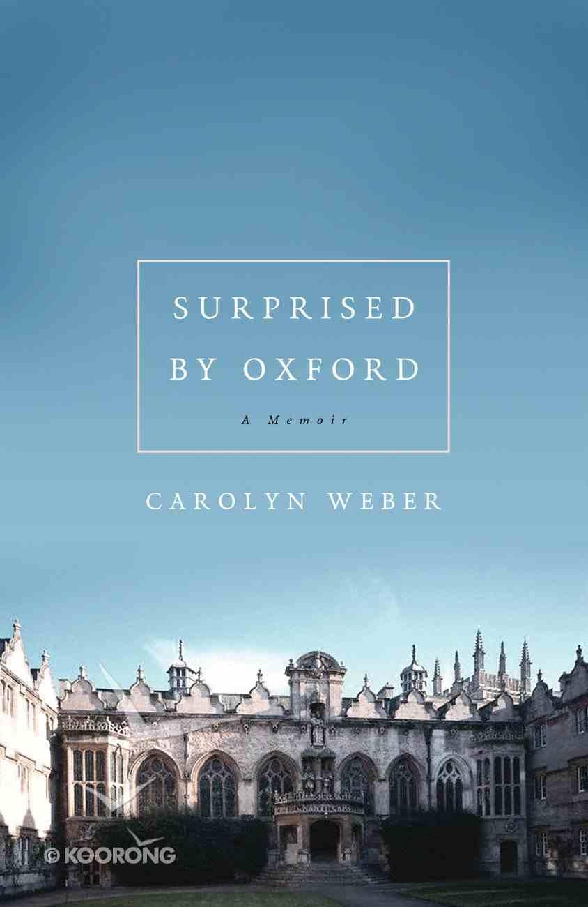 Surprised By Oxford eBook