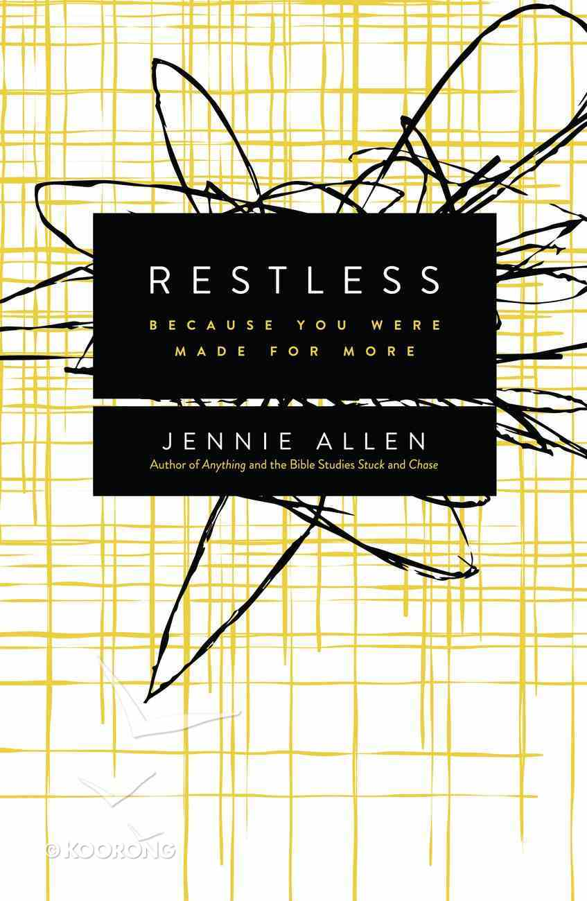 Restless eBook