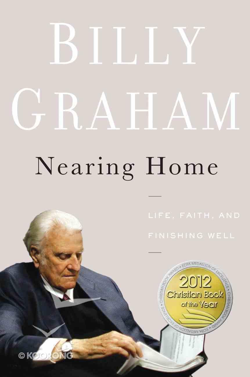Nearing Home eBook