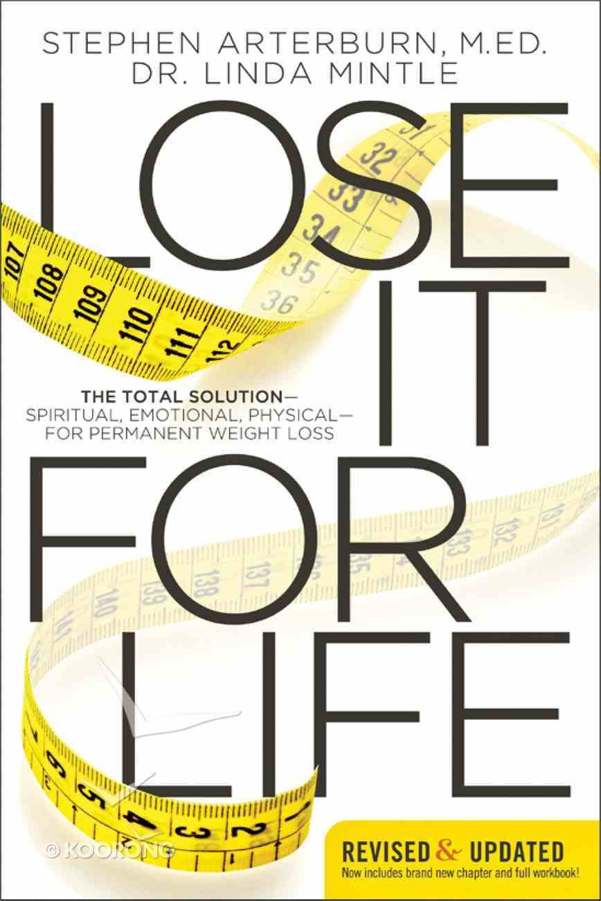 Lose It For Life eBook