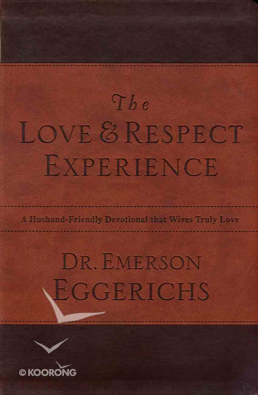 The Love and Respect Experience eBook