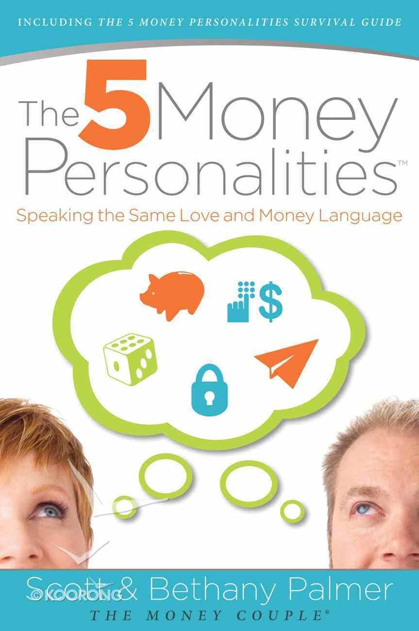The Five Money Personalities eAudio Book