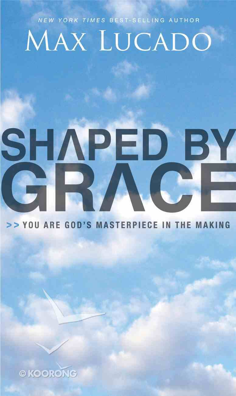 Shaped By Grace eBook