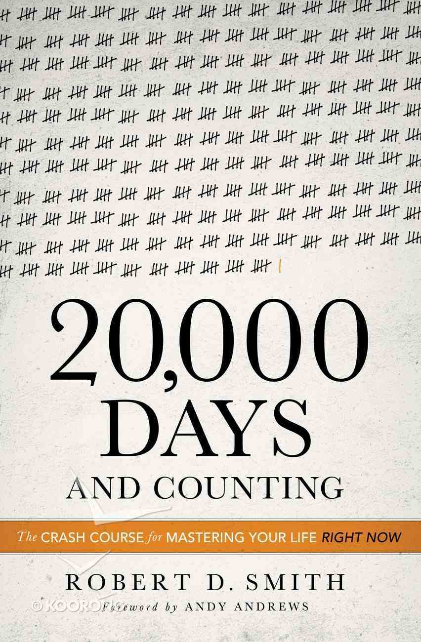 20,000 Days and Counting eBook