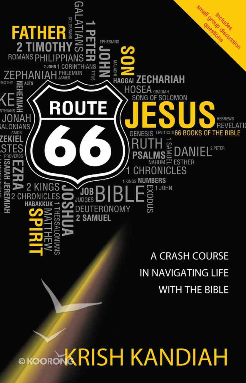 Route 66 Paperback