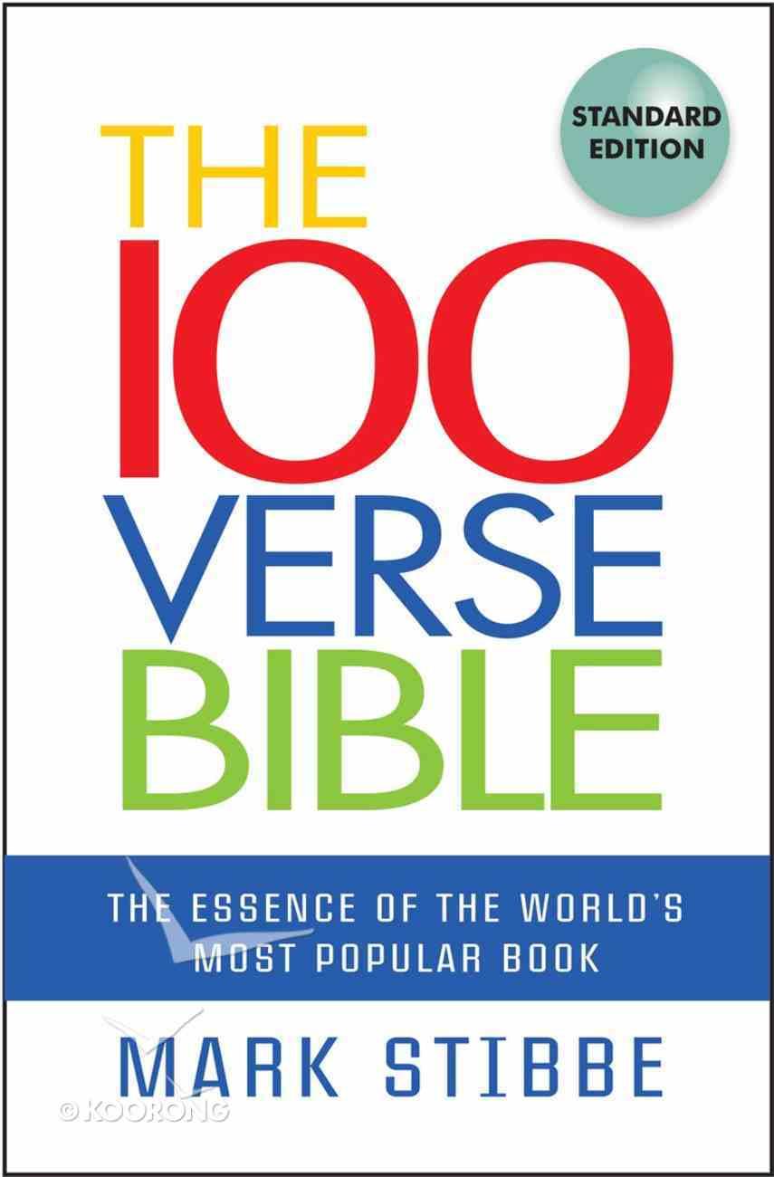 The 100 Verse Bible (Enlarged Version) Paperback