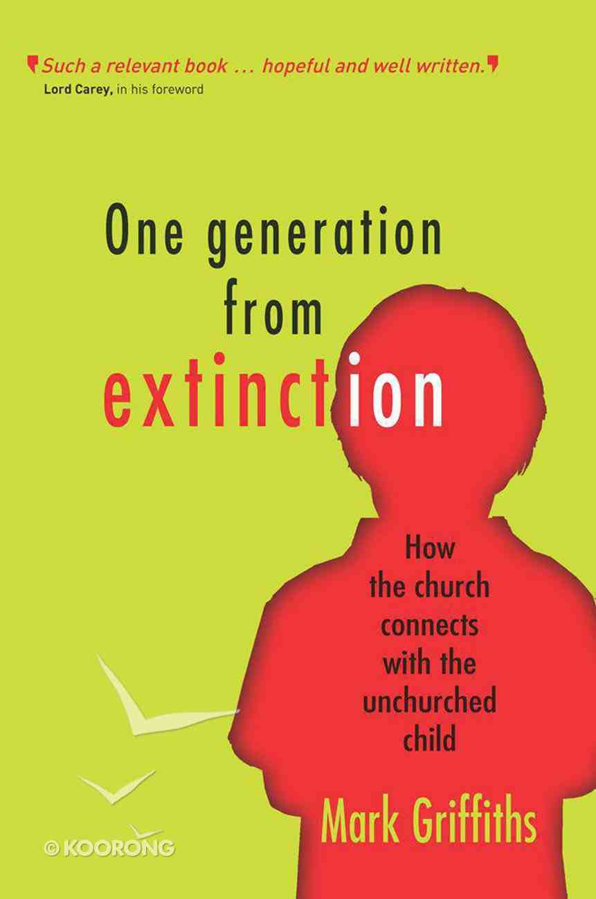 One Generation From Extinction eBook