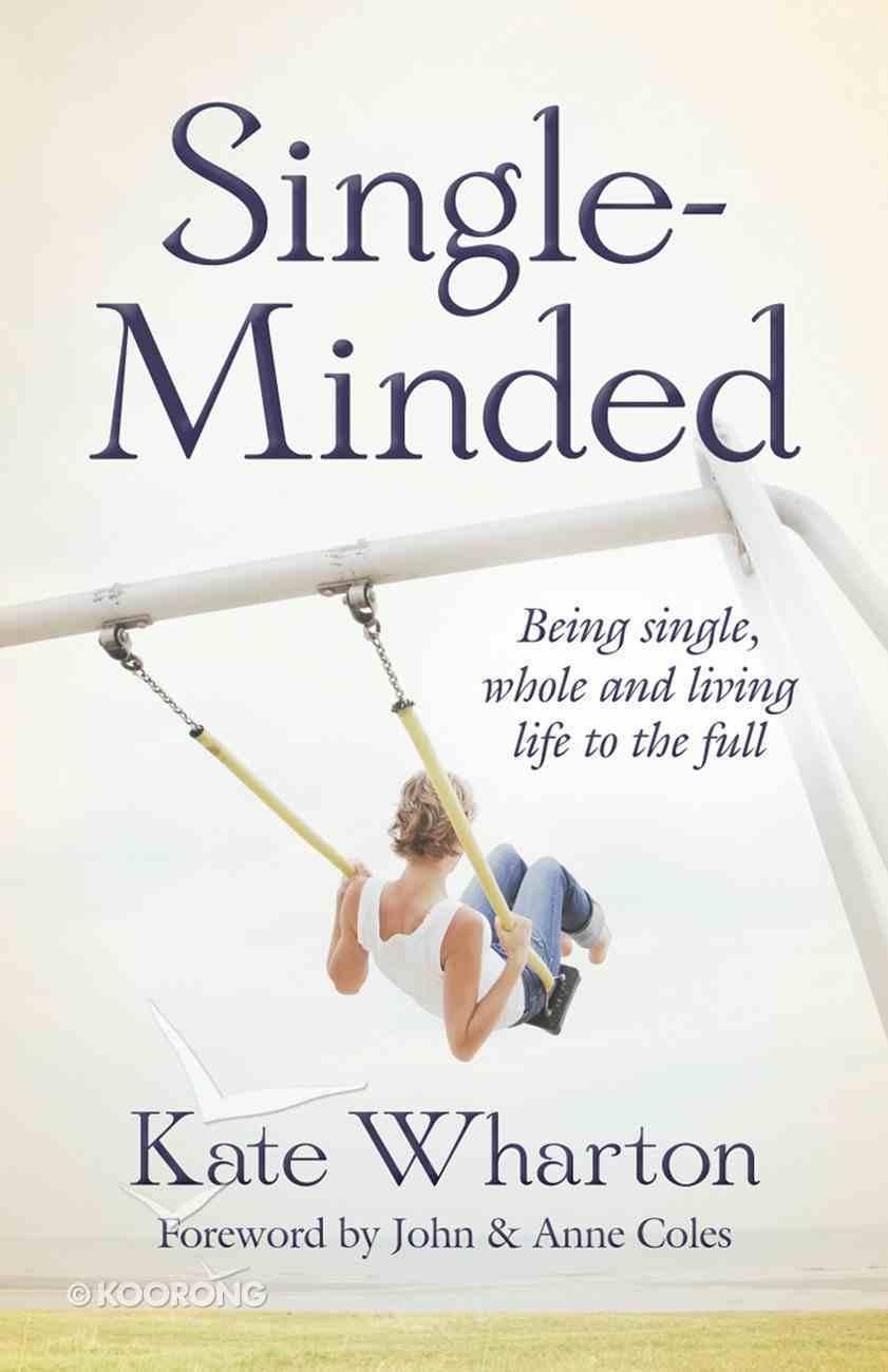 Single-Minded eBook