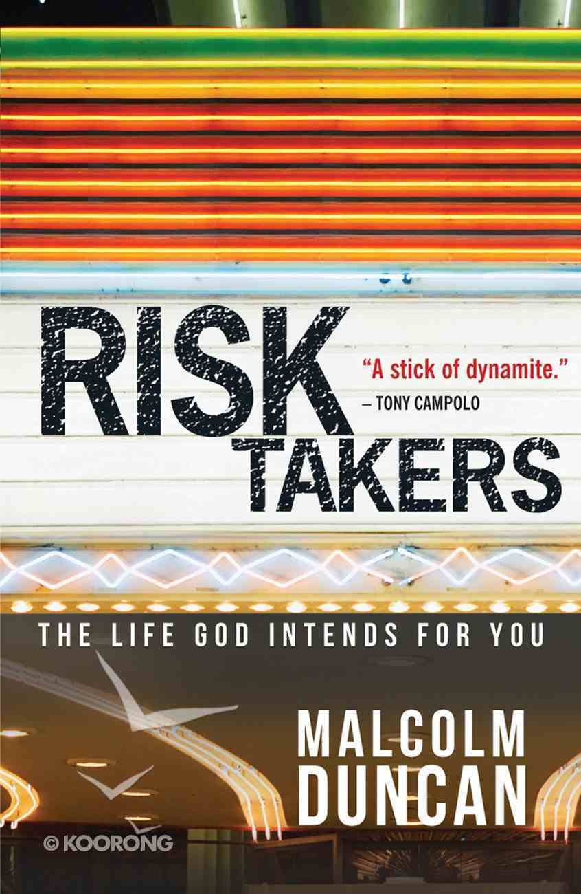 Risk Takers eBook