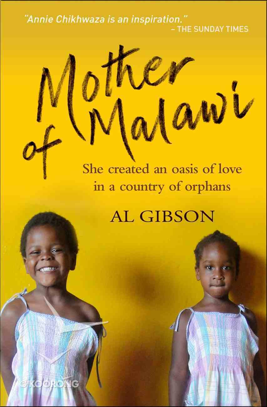 Mother of Malawi eBook