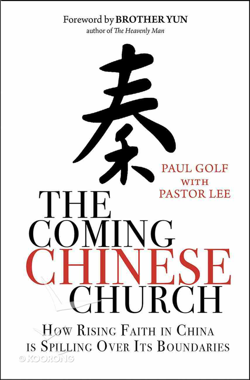 The Coming Chinese Church eBook