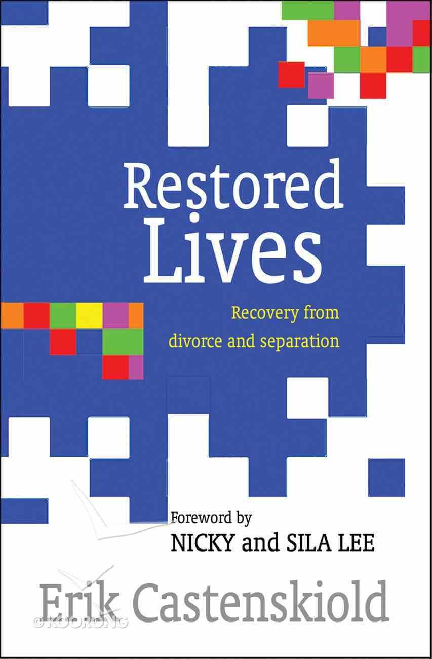 Restored Lives eBook
