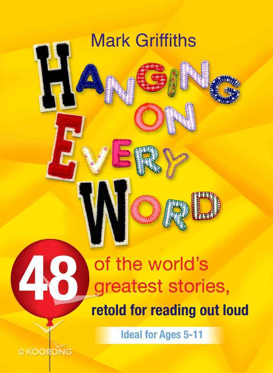 Hanging on Every Word eBook