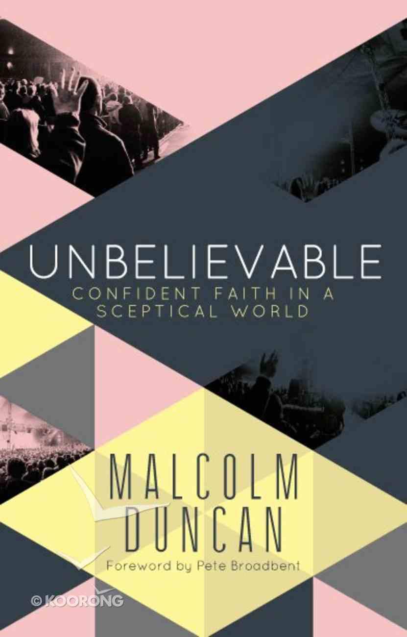 Unbelievable Paperback