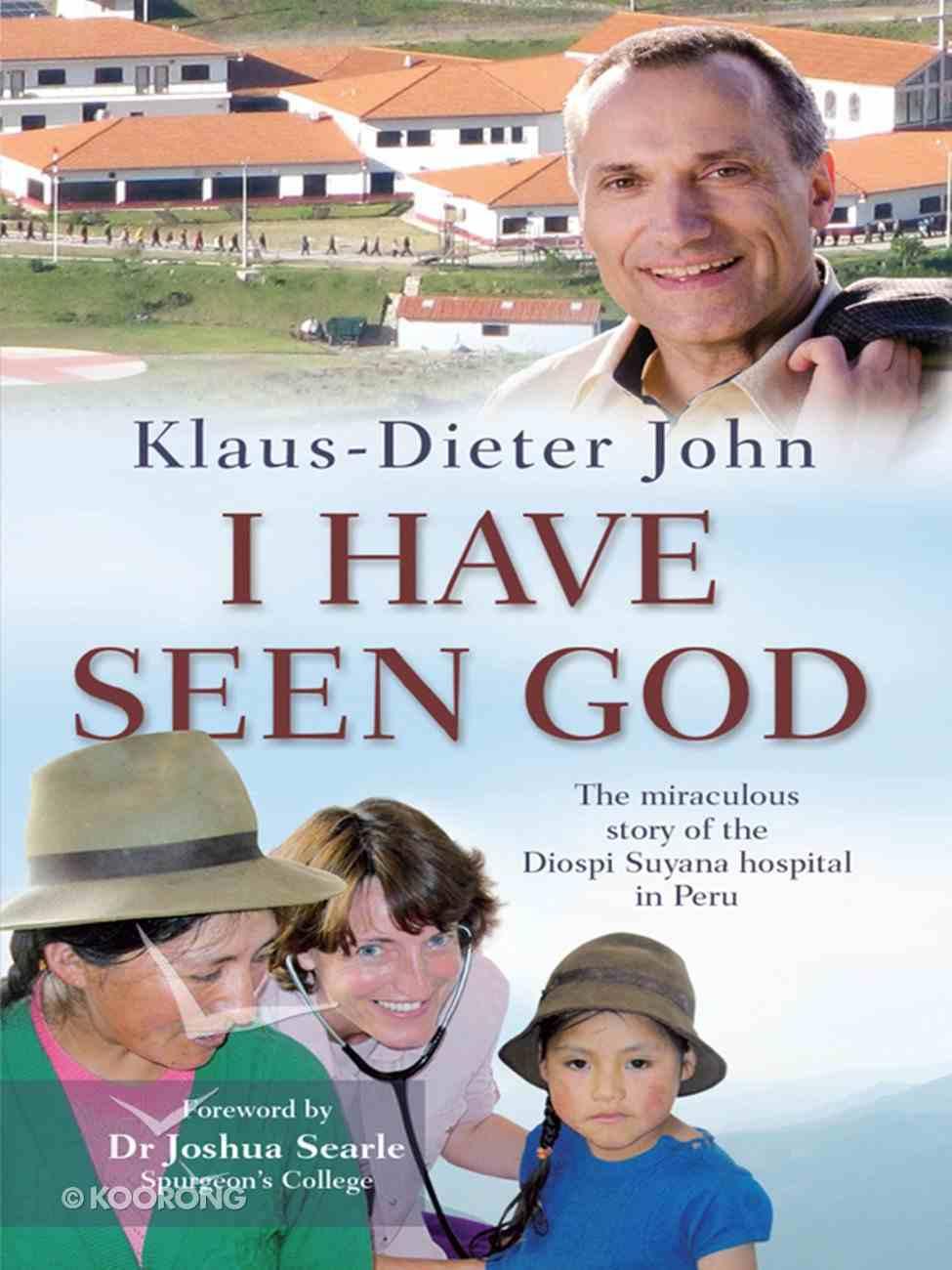 I Have Seen God eBook