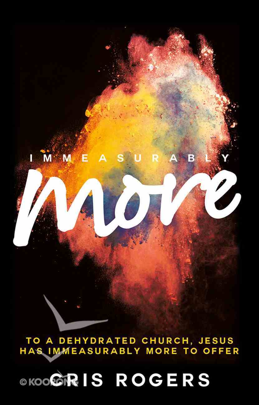 Immeasurably More eBook