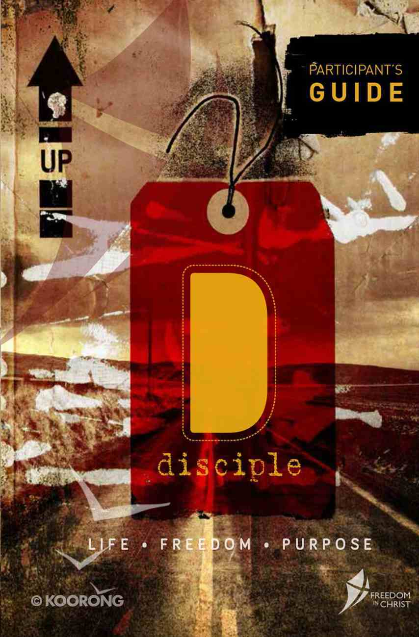 Disciple - Free to Live (Workbook) (5 Pack) (Freedom In Christ Course) Pack