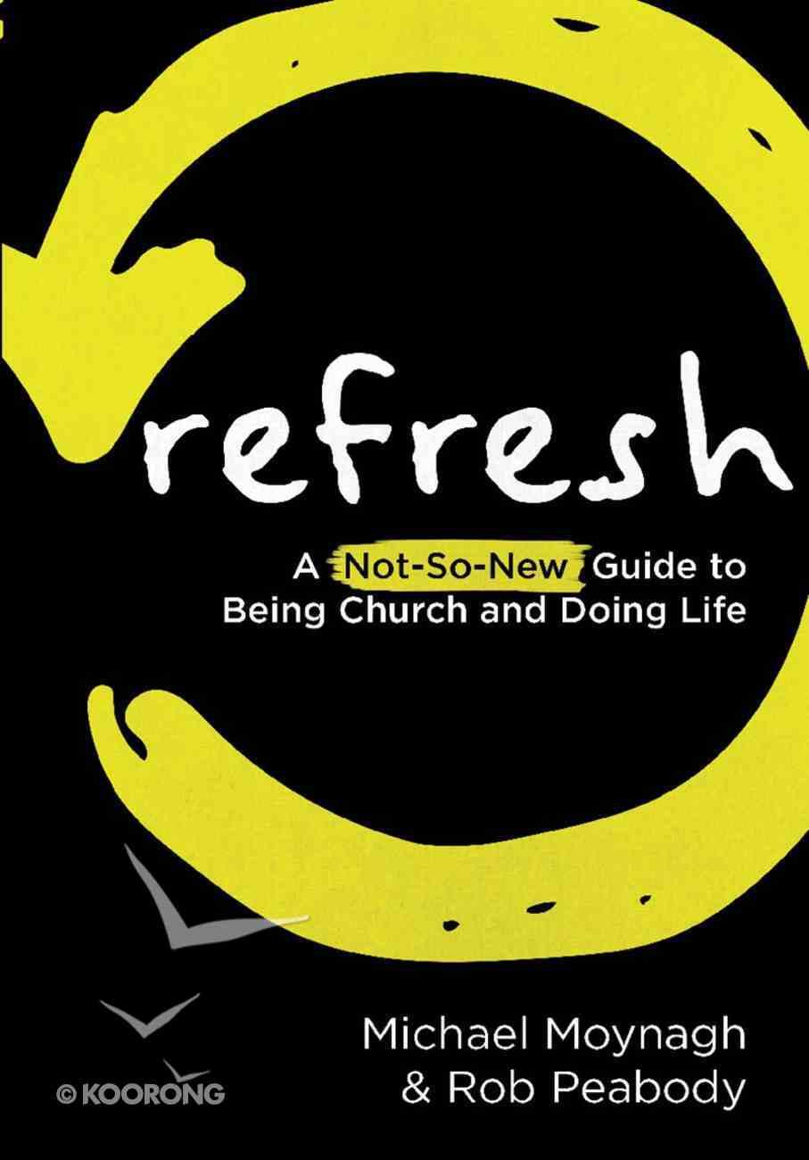 Refresh Paperback
