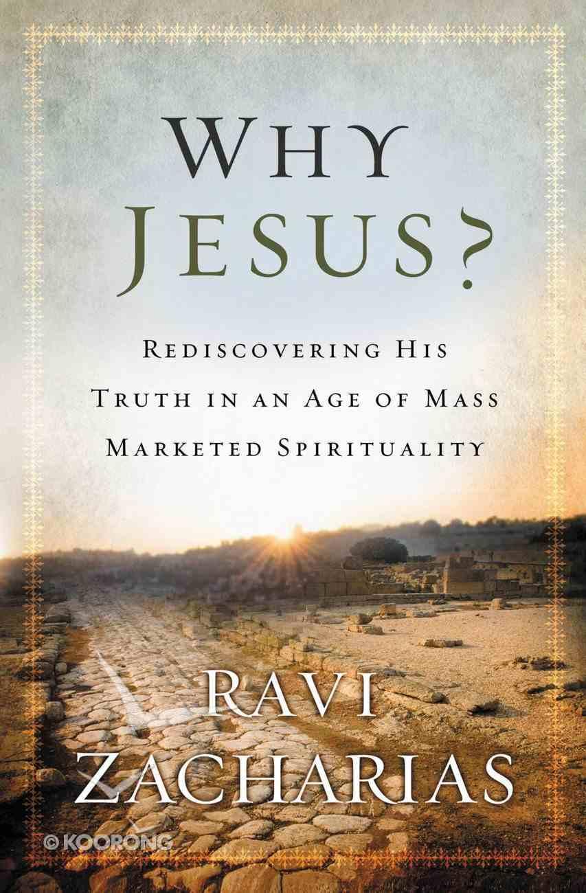 Why Jesus? eBook