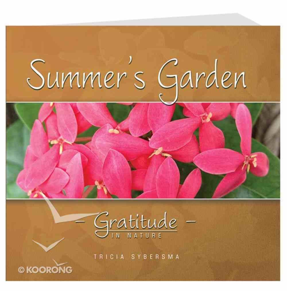 Summer's Garden eBook