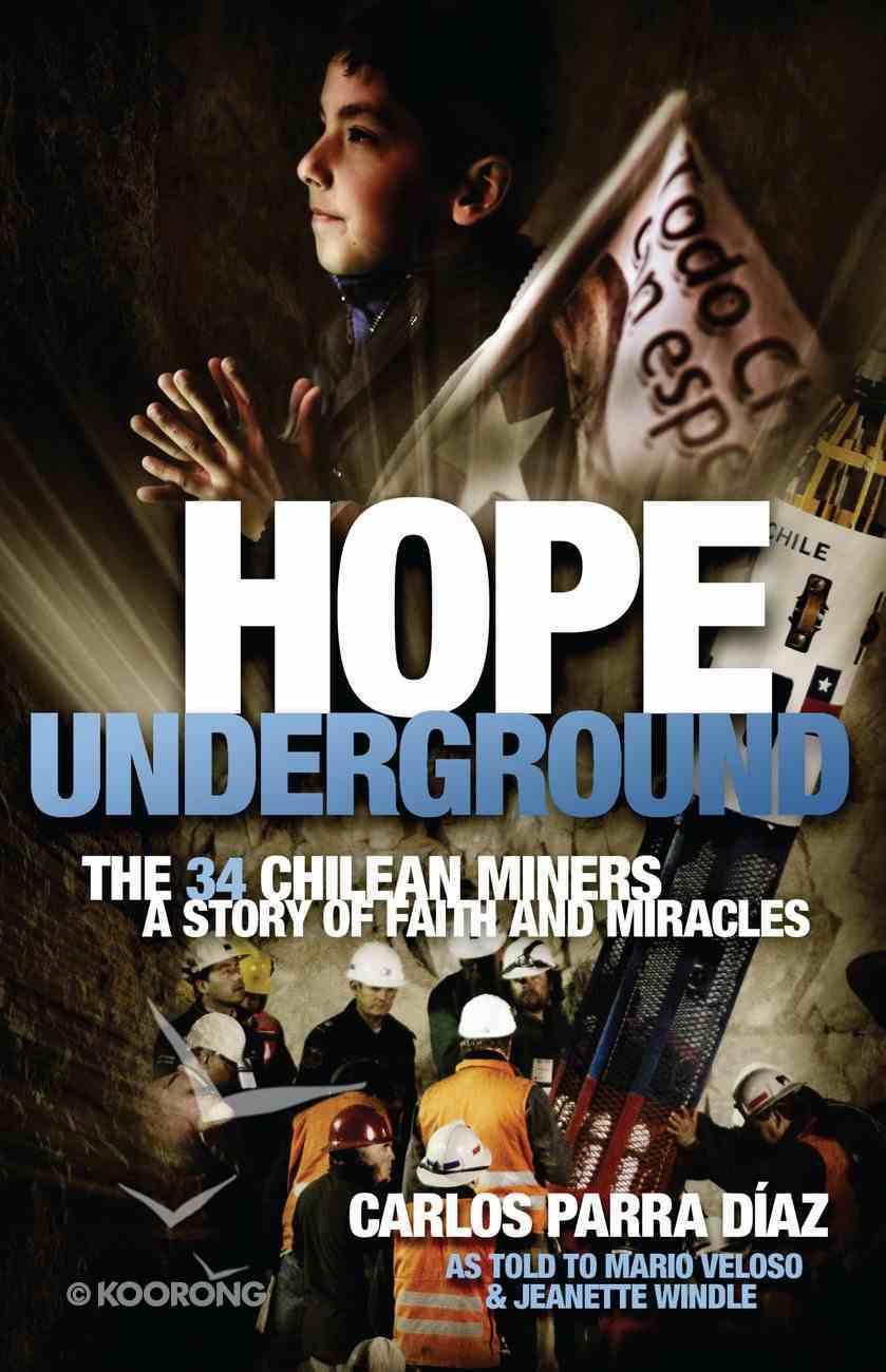 Hope Underground eBook