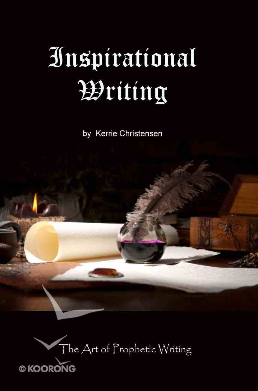 Inspirational Writing eBook