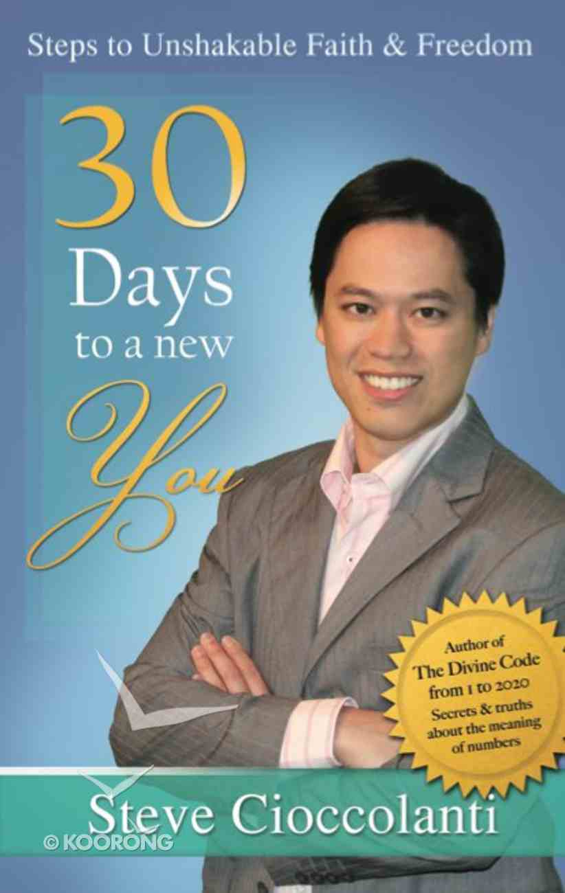30 Days to a New You eBook