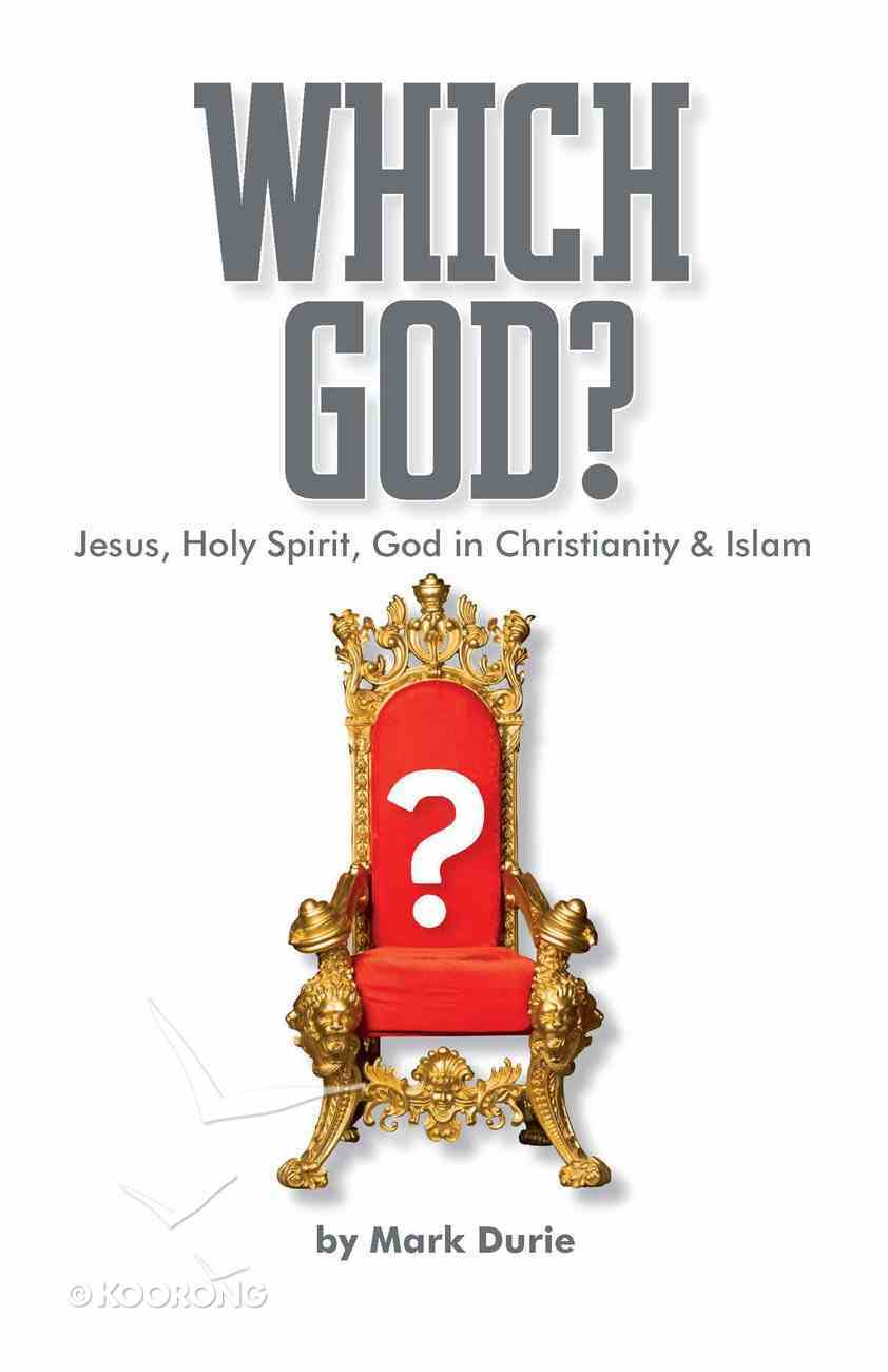 Which God? eBook