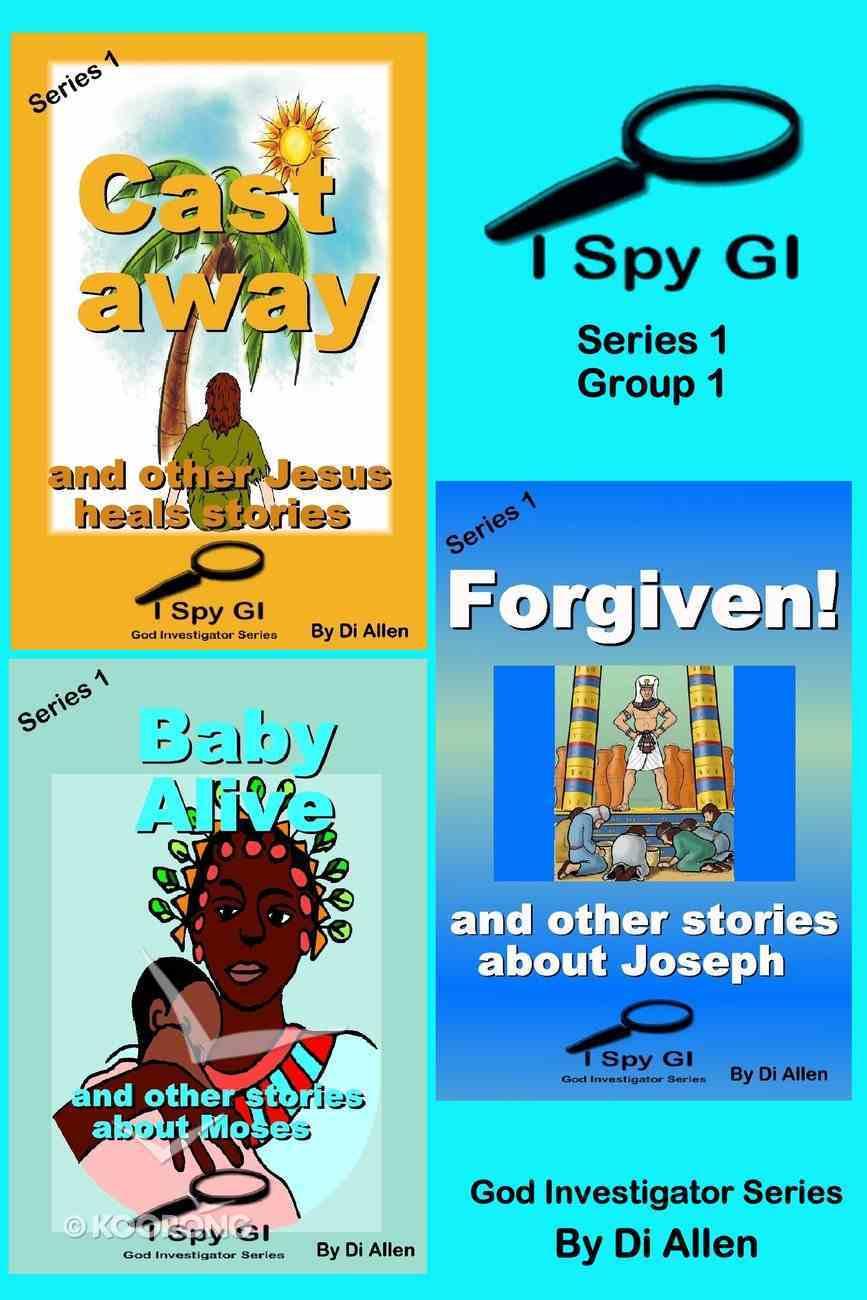 I Spy Gi Series 1 Group 1 (I Spy God Investigator Series) eBook