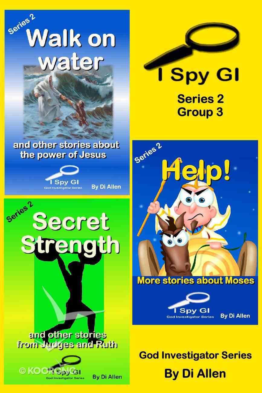 I Spy Gi Series 2 Group 3 (I Spy God Investigator Series) eBook