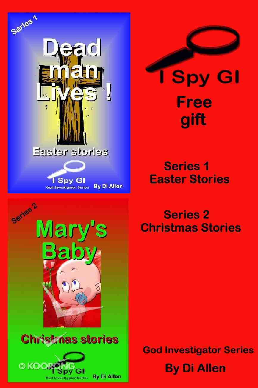 I Spy Gi Free Gift (I Spy God Investigator Series) eBook