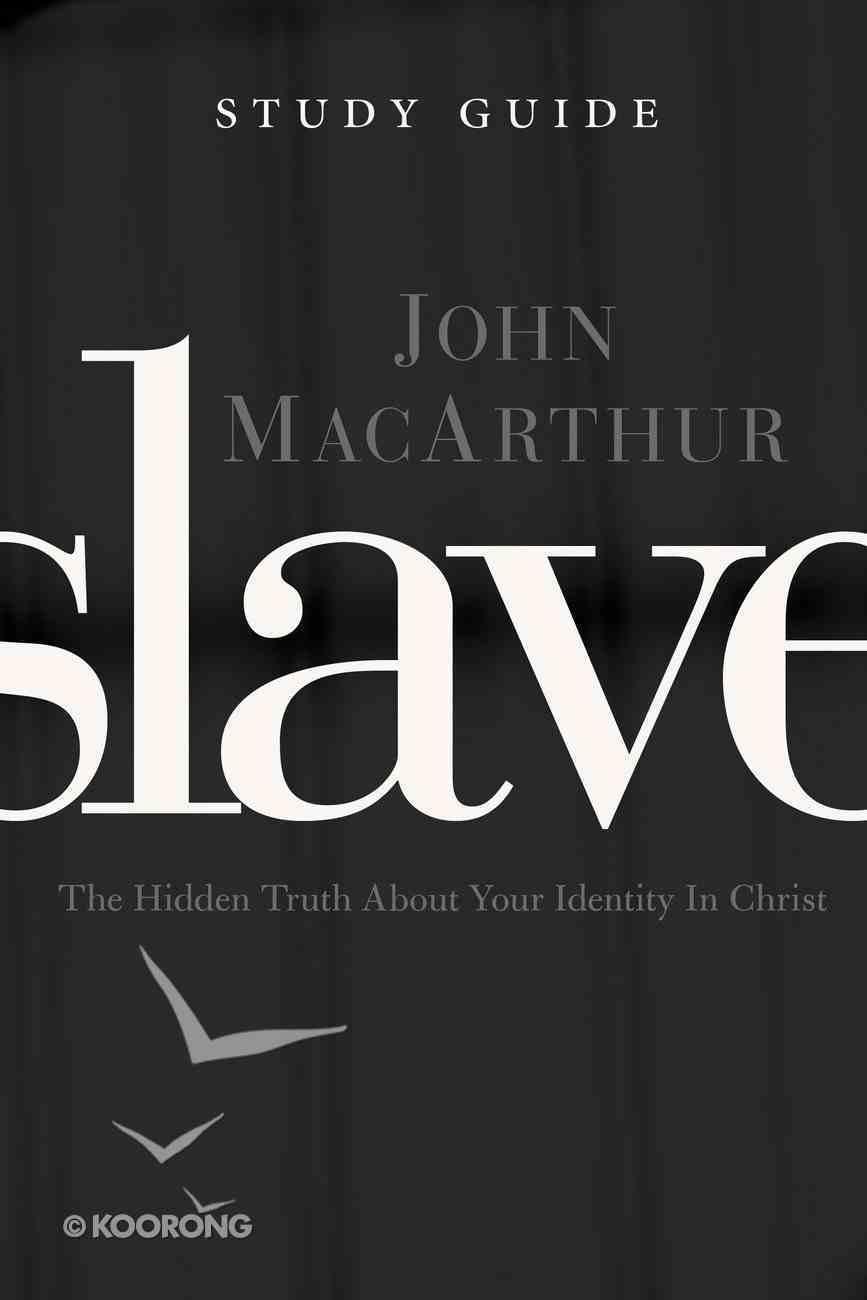 Slave (Study Guide) eBook