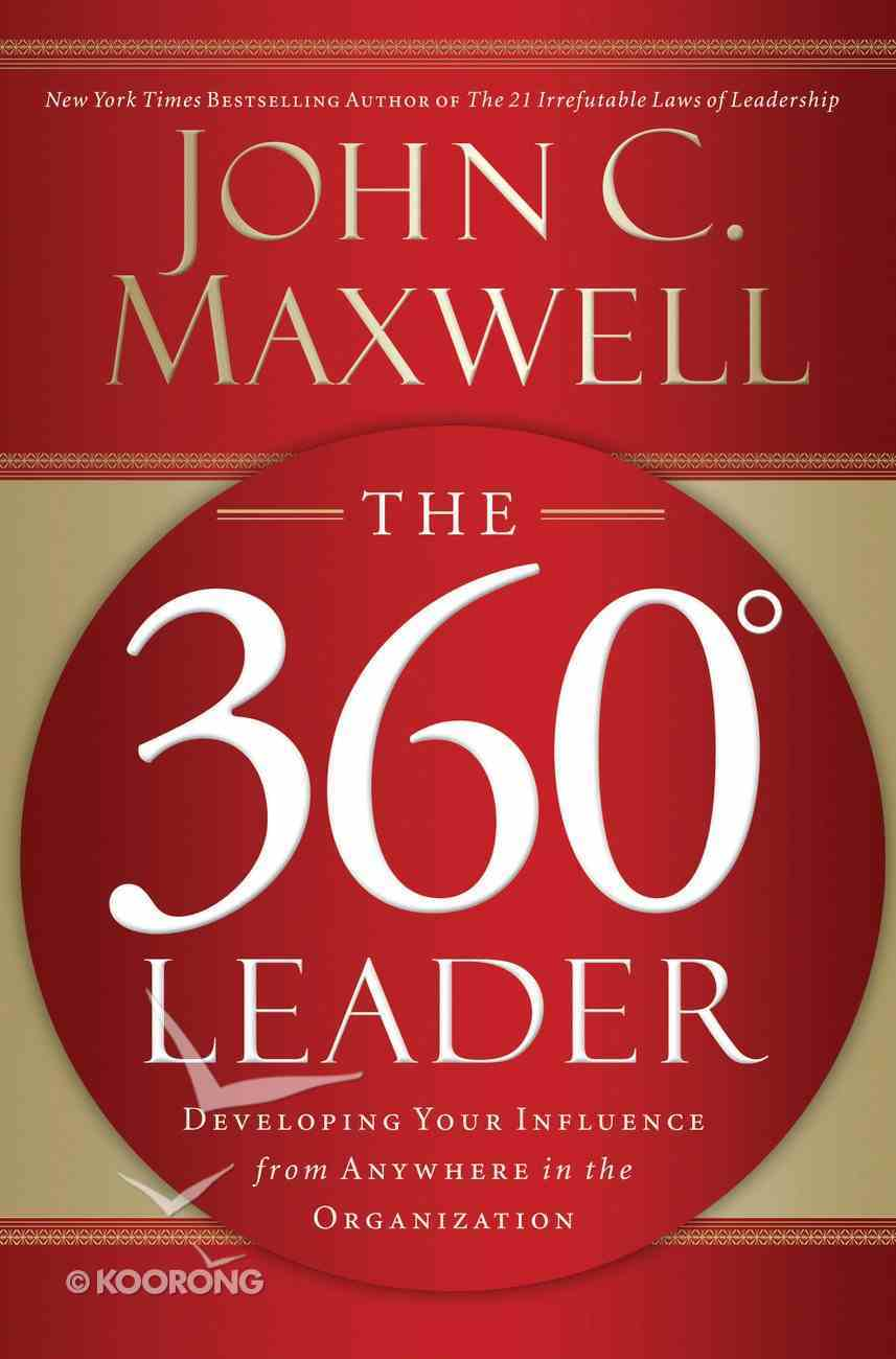 The 360 Degree Leader eBook