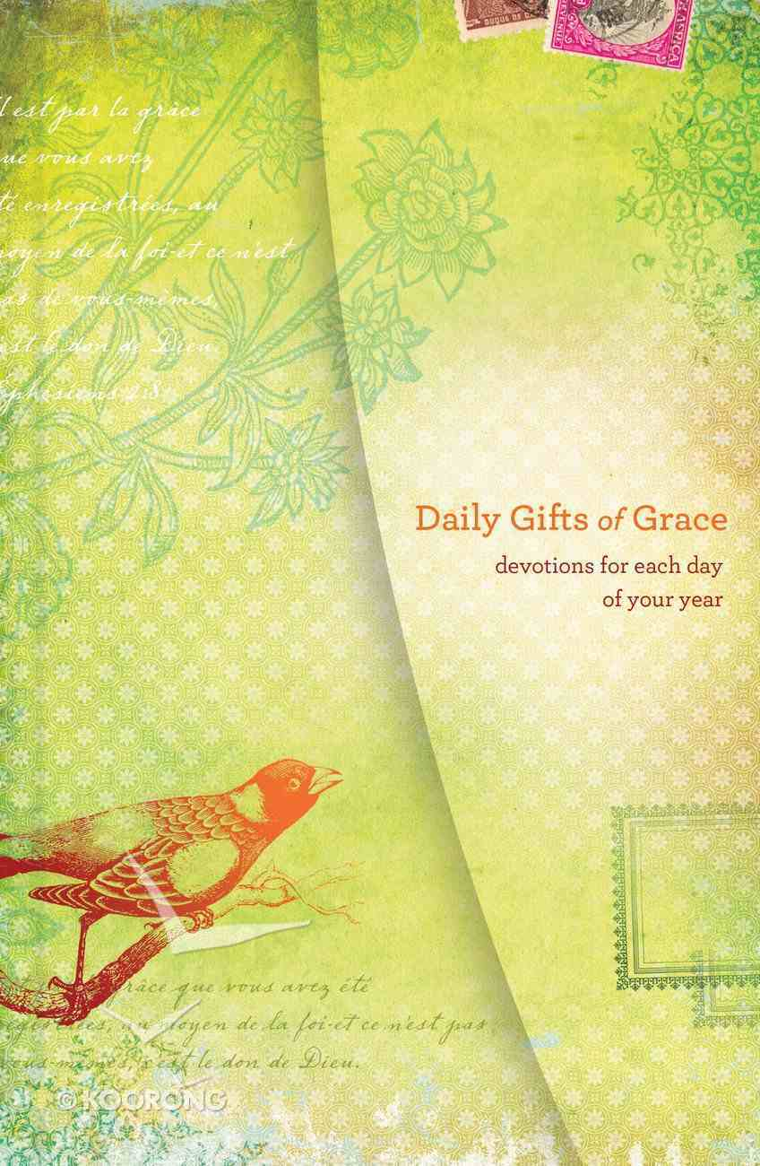 Daily Gifts of Grace eBook