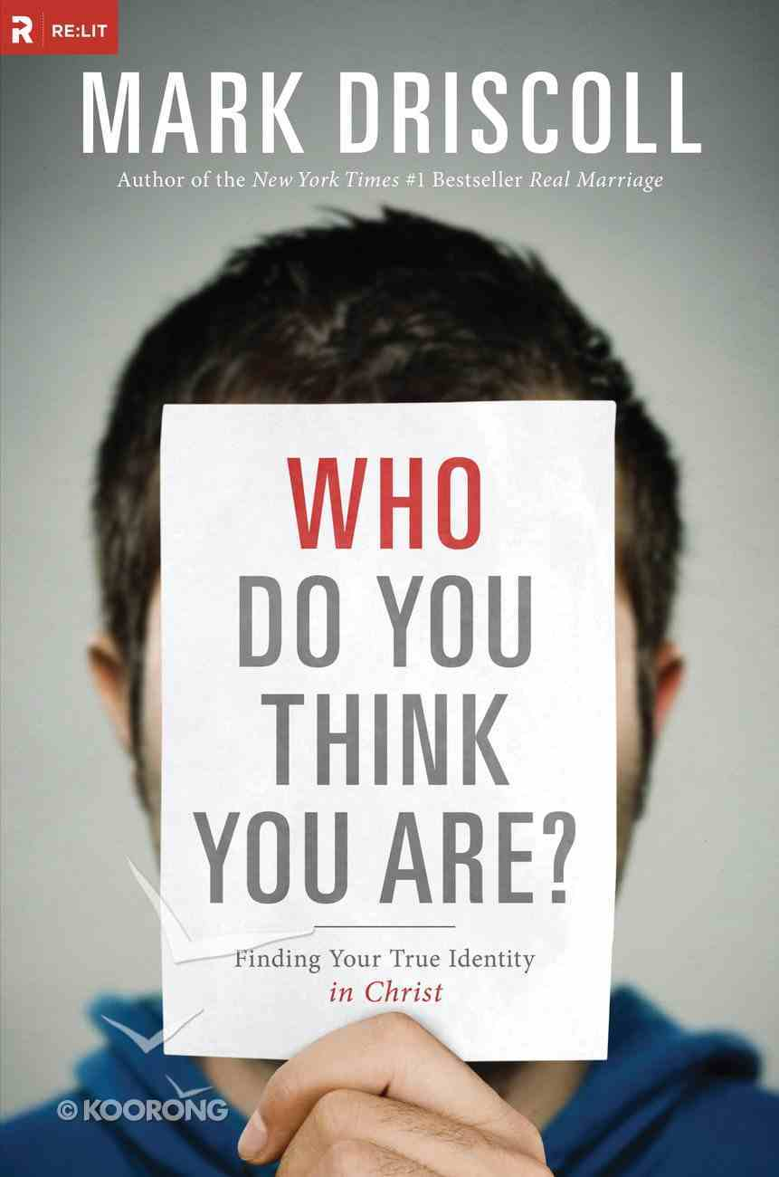 Who Do You Think You Are? eBook