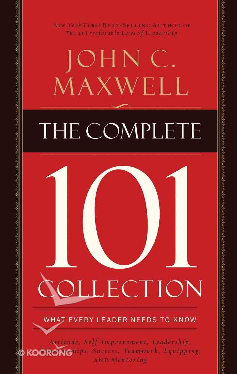 The Complete 101 Collection eBook