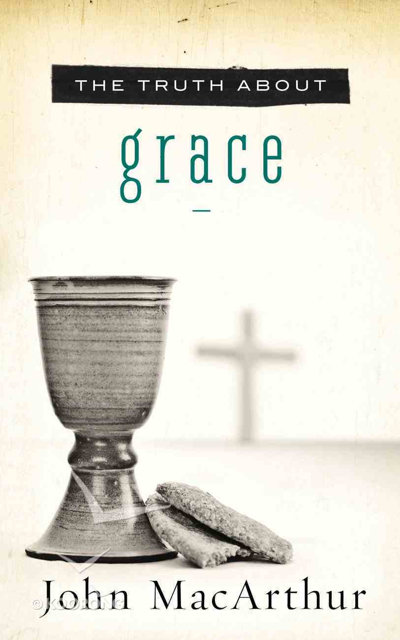 The Truth About Grace eBook