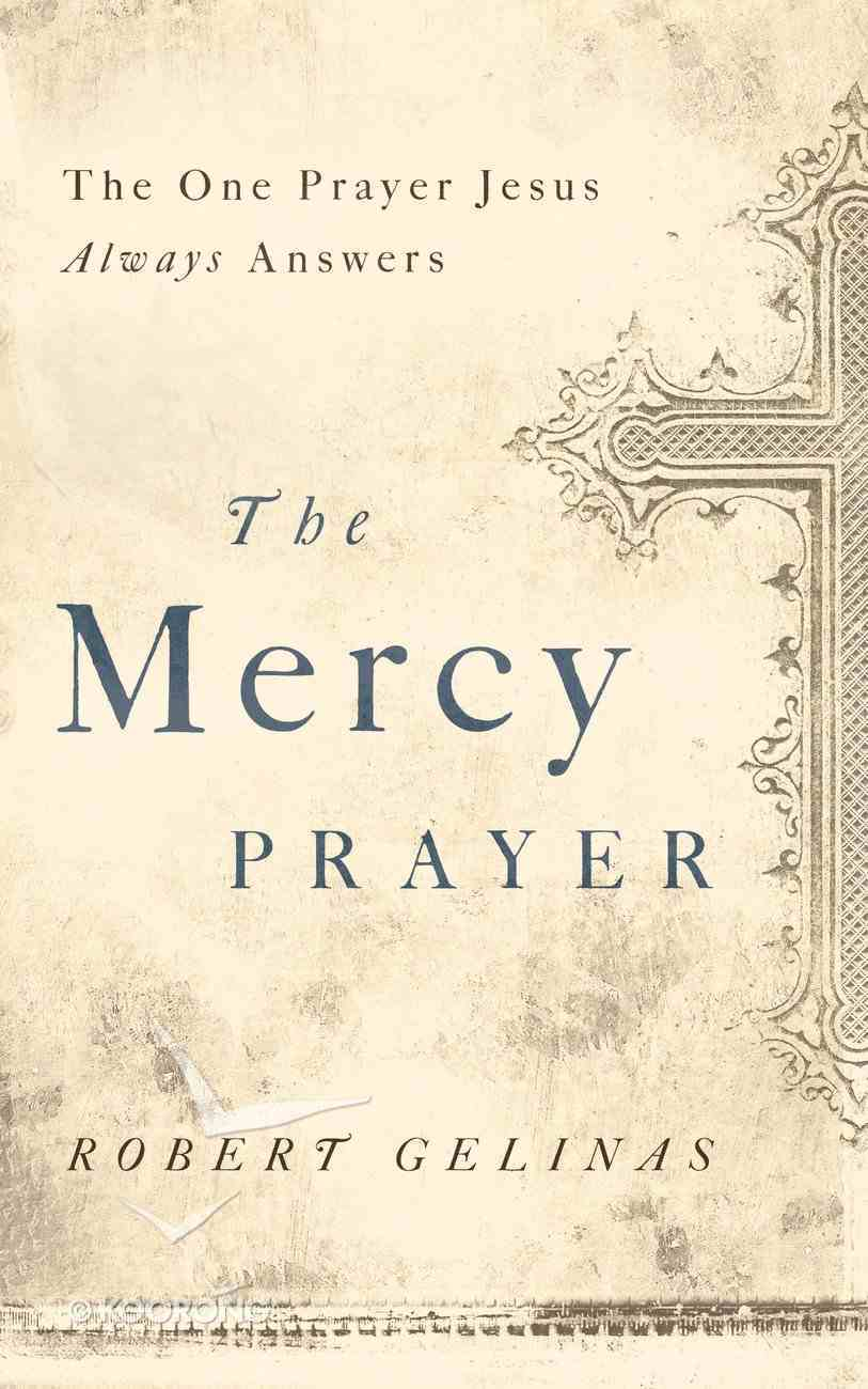 The Mercy Prayer eBook