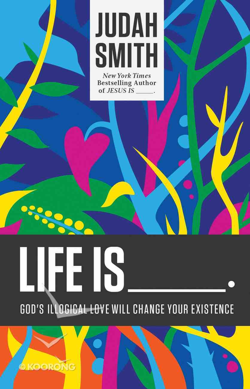 Life is _____. eBook
