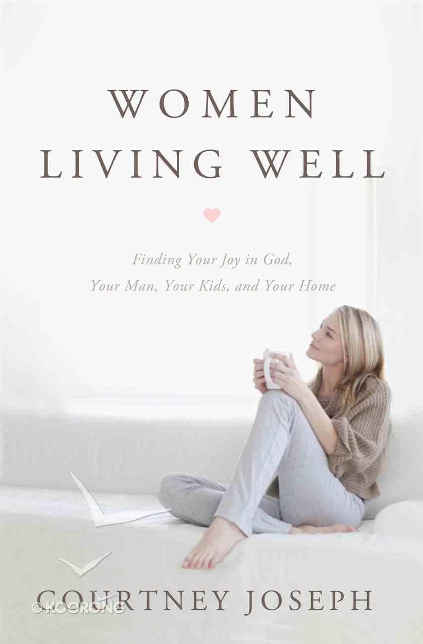 Women Living Well eBook