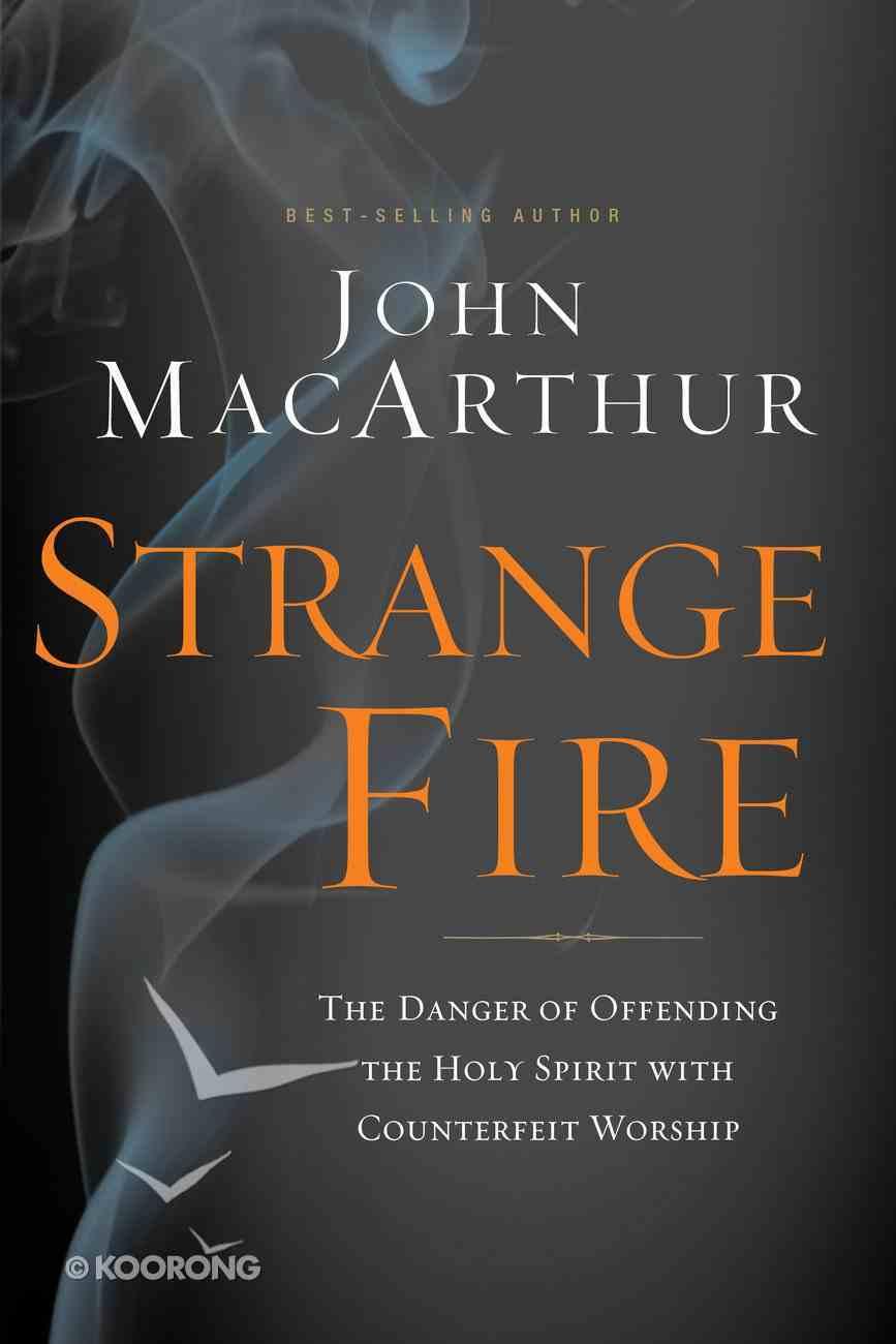 Strange Fire eBook