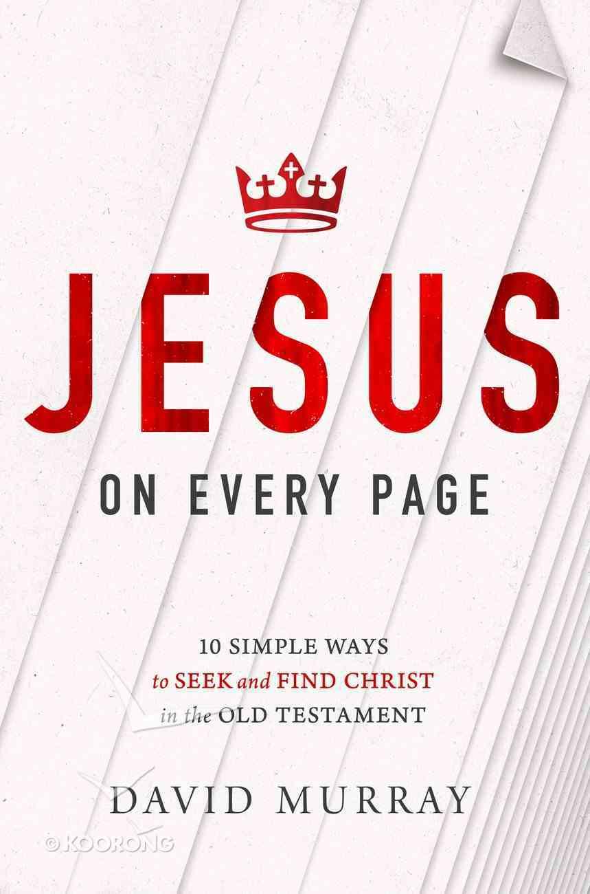 Jesus on Every Page eBook