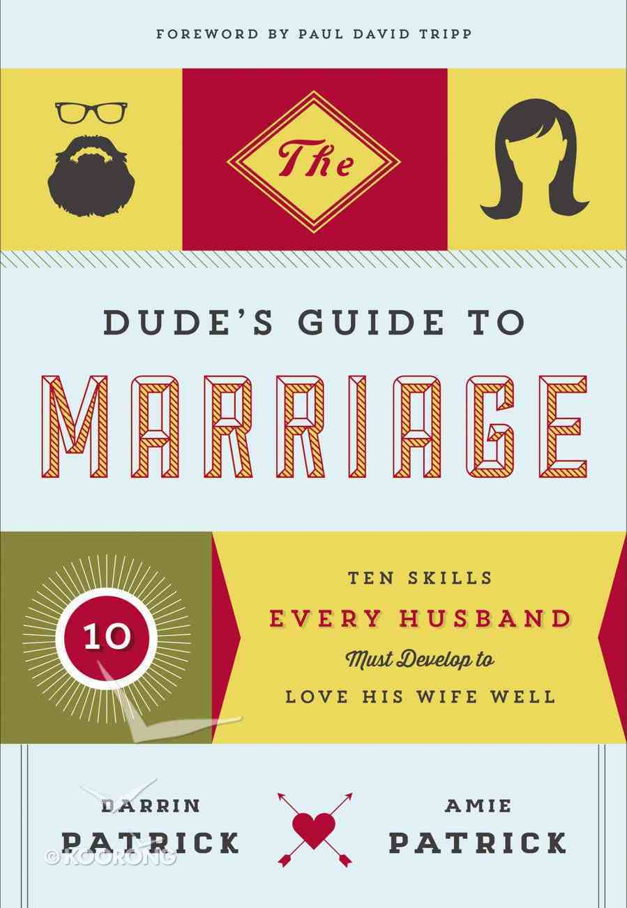 The Dude's Guide to Marriage eBook