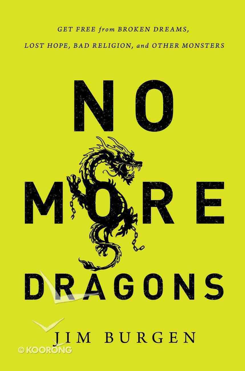 No More Dragons eBook