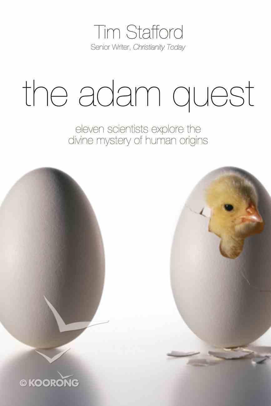 The Adam Quest eBook