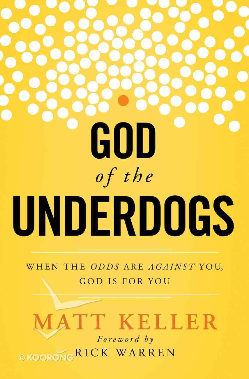 God of the Underdogs eAudio Book